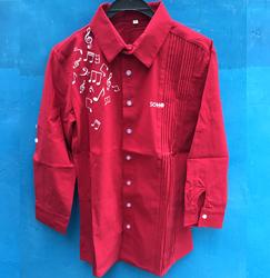 2015款男客户经理长袖衬衣