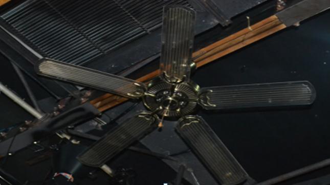 综合电器_2012款透明艺术吊扇