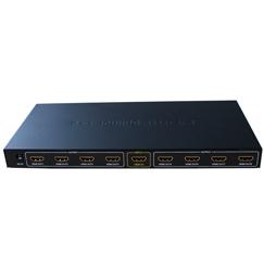 工程电工_HDMI分配器1分8
