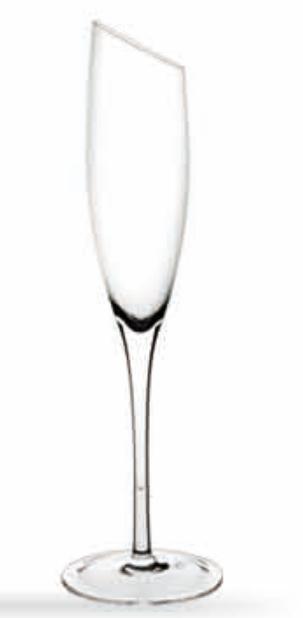 斜口105香槟杯-带胡桃里LOGO
